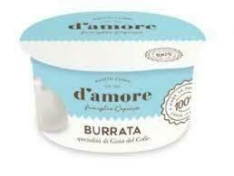 D`Amore Burrata 125g