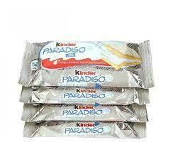 Kinder Paradiso x4