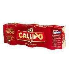 Callipo tuna 80gx3