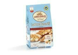 Asolo Dolce Cantuccini Toscani IGP Almonds 125g