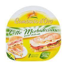 Camoscio d'oro soft sliced cheese 150g