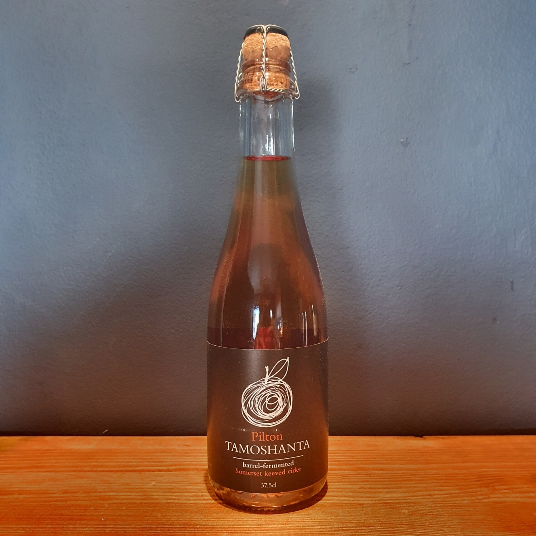 Pilton - Tamoshanta Fine Cider - 2016 (375ml)