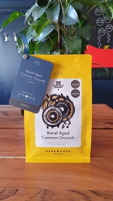 Darkwoods x Magic Rock - Common Grounds (Beans) 250g