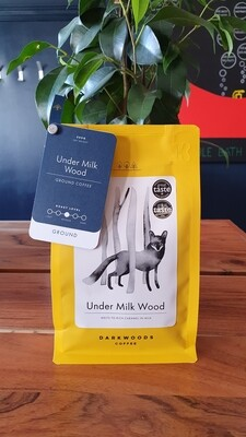 Darkwoods Coffee - Under Milk Wood (Ground) 250g