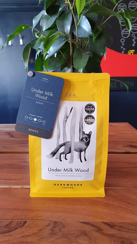 Darkwoods Coffee - Under Milk Wood (Beans) 250g