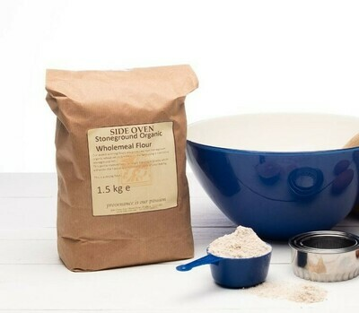 Side Oven - Wholemeal Flour 1.5kg