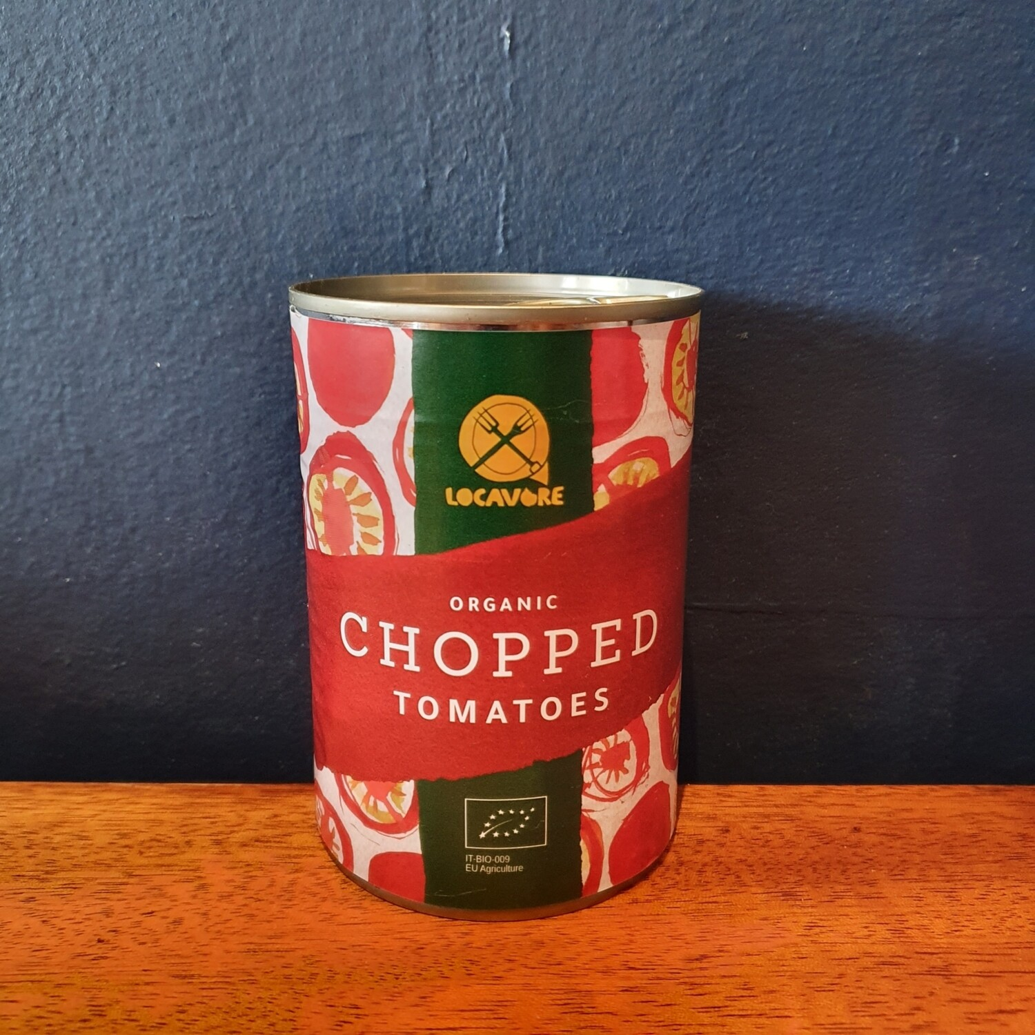 Locavore - Chopped Tomatoes 400g