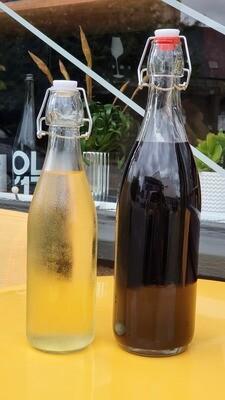 1L Bottle White On Tap