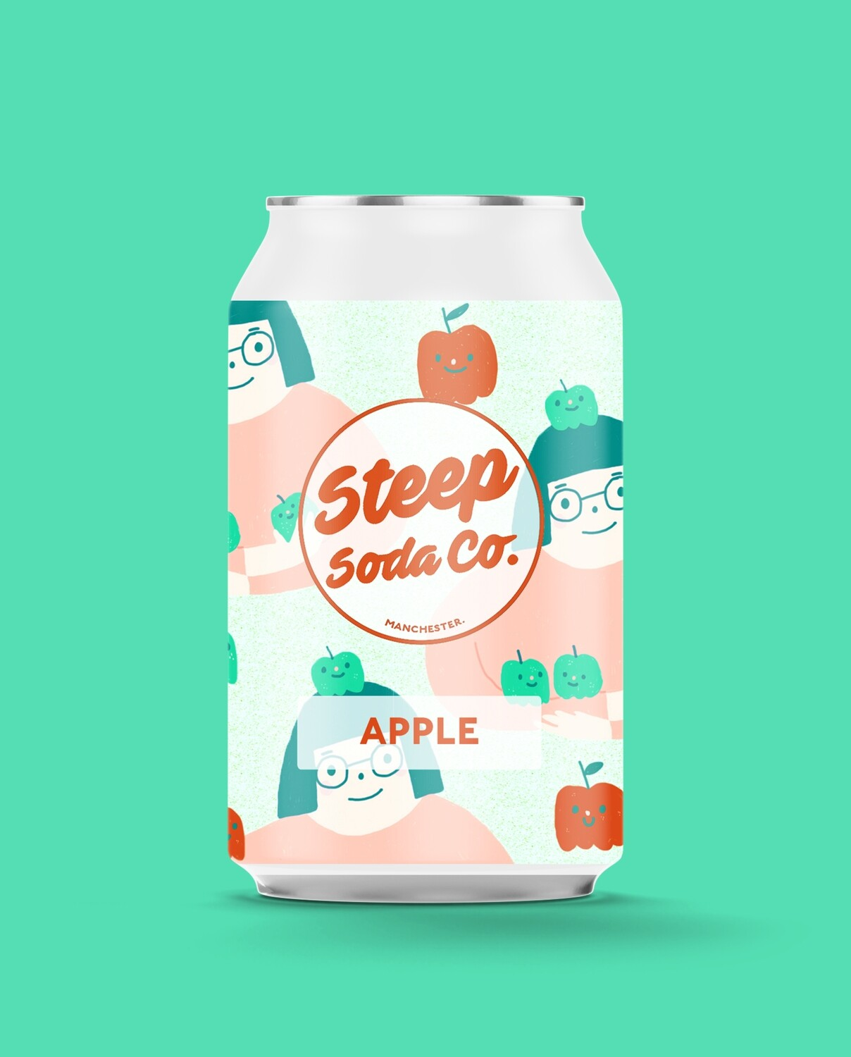 Steep Soda Apple