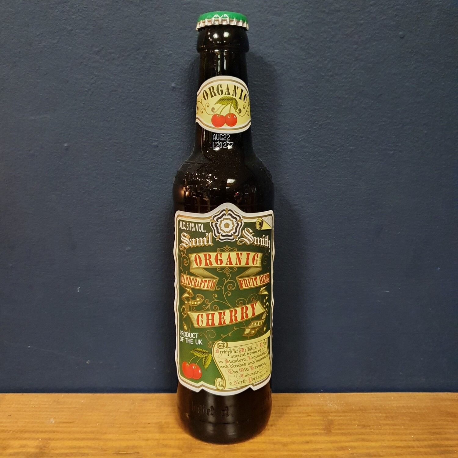 Samuel Smith's - Fruit Beer Cherry / 5.1% (355ml)