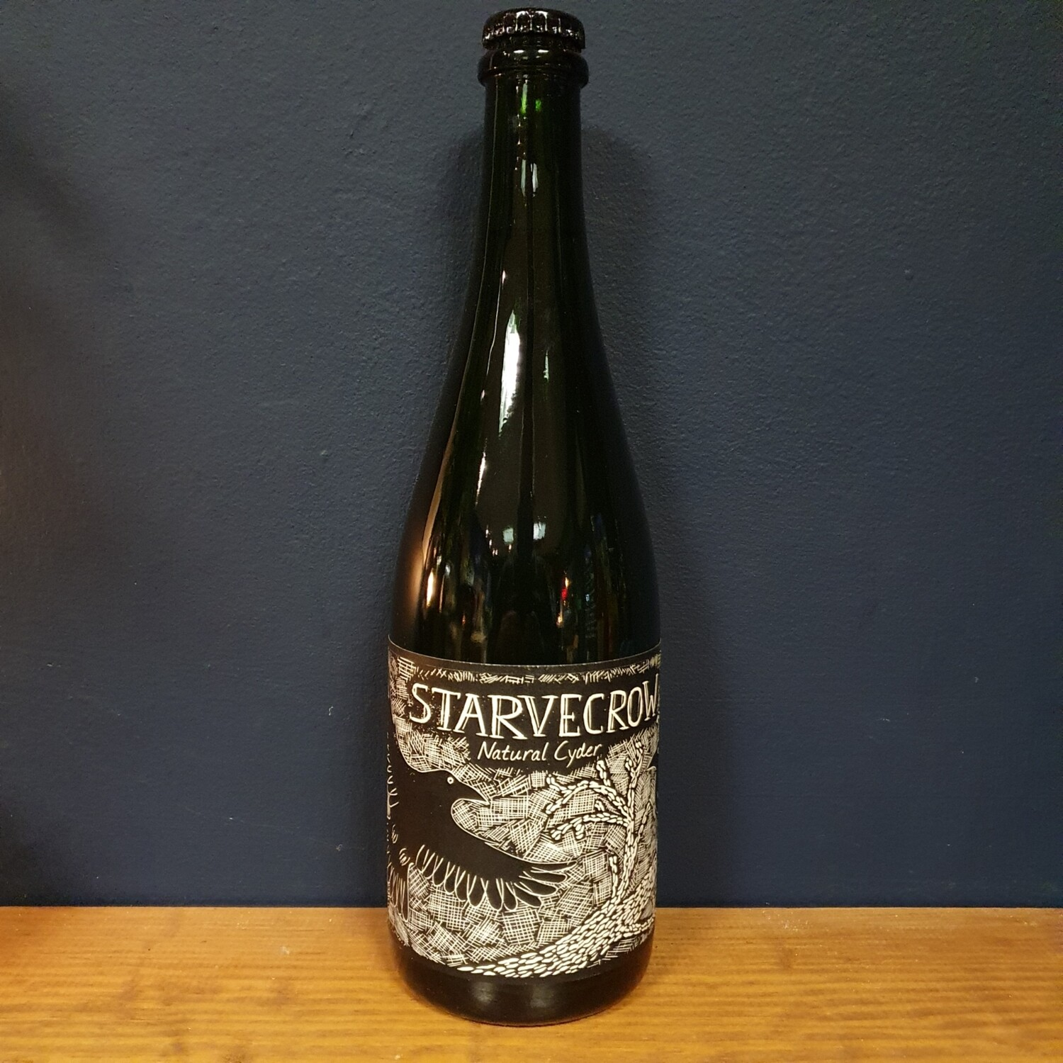 Starvecrow  - Natural Cider 2019 (750ml)