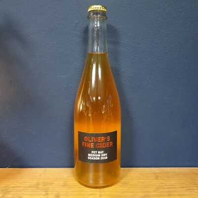 Oliver's - Pet Nat Cider 2018 (750ml)