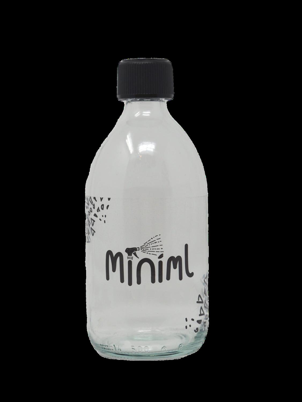 Refill 500ml Glass Bottle