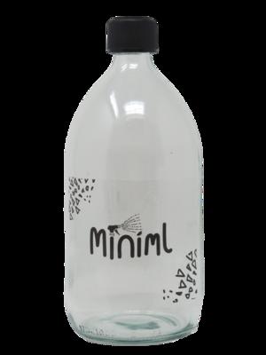 Refill 1LTR Glass Bottle
