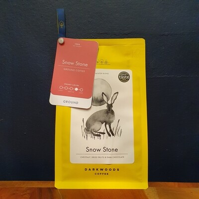 Darkwoods Coffee - Snow Stone (Ground) 150g