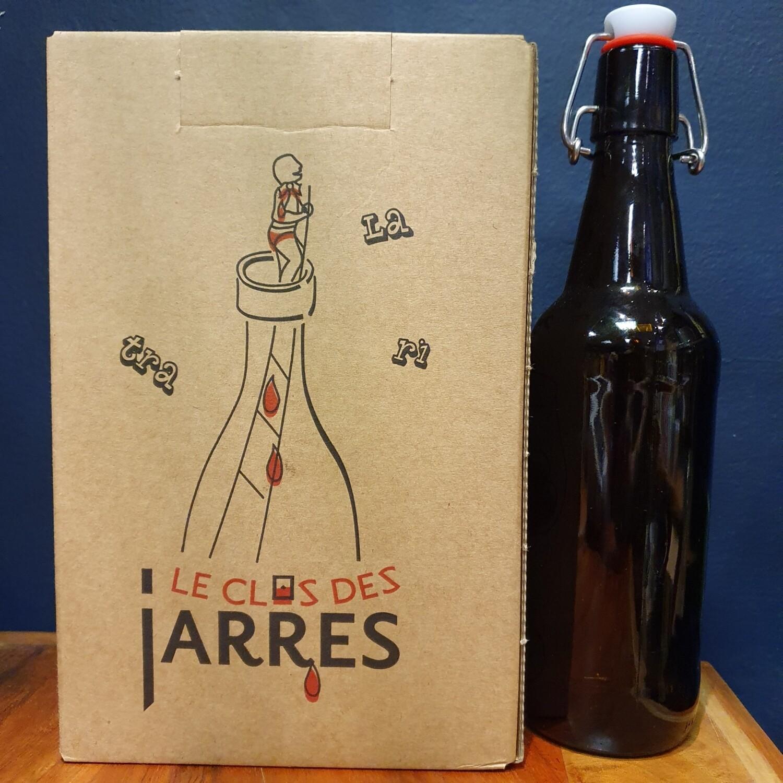 1ltr Bottle 'Le Clos Des Jarres' Red On Tap