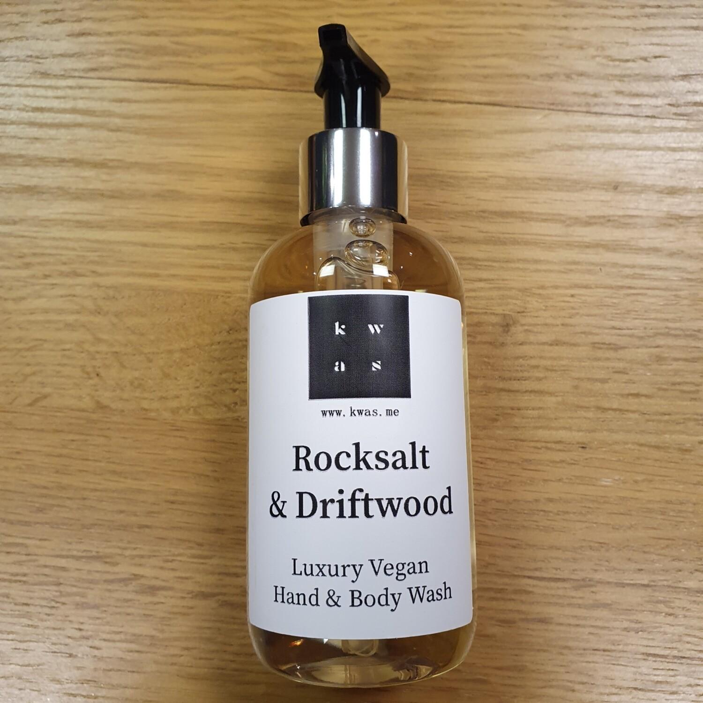 Rock Salt and Driftwood / Hand & Body Wash