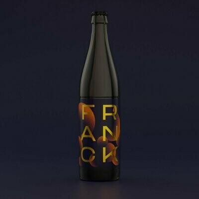 Zapato - Franck – Belgian IPA 6.5% (500ml)