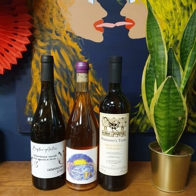 Orange Wine Starter Pack