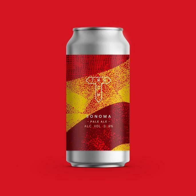 Track - Sonoma - Pale Ale 3.8% (440ml)
