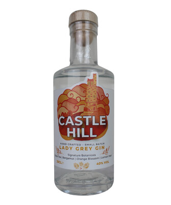 Castle Hill Lady Grey Gin (20cl)