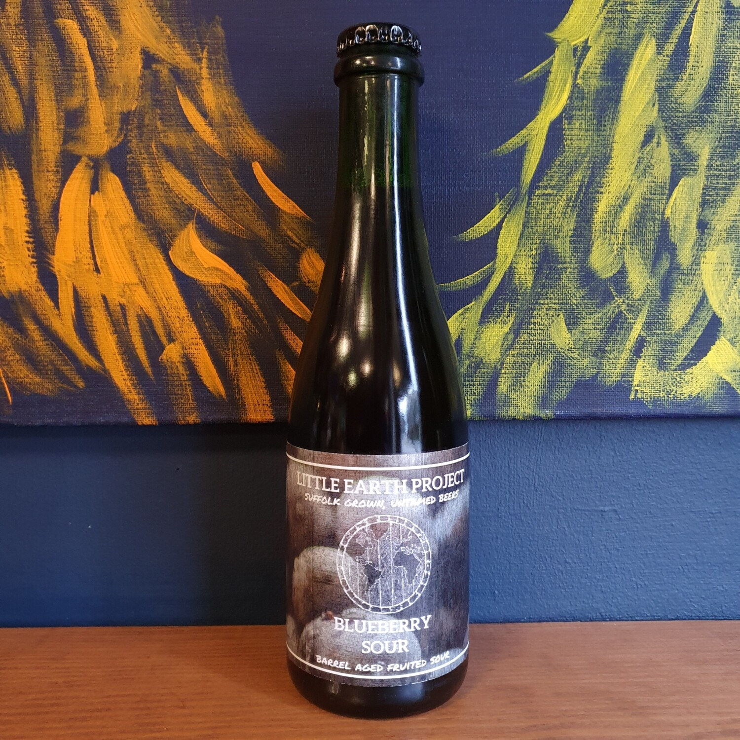 Little Earth Project - Blueberry Sour 5.3% (375ml)