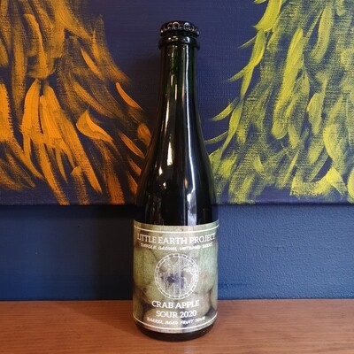 Little Earth Project - Crab Apple Sour 4.8% (375ml)