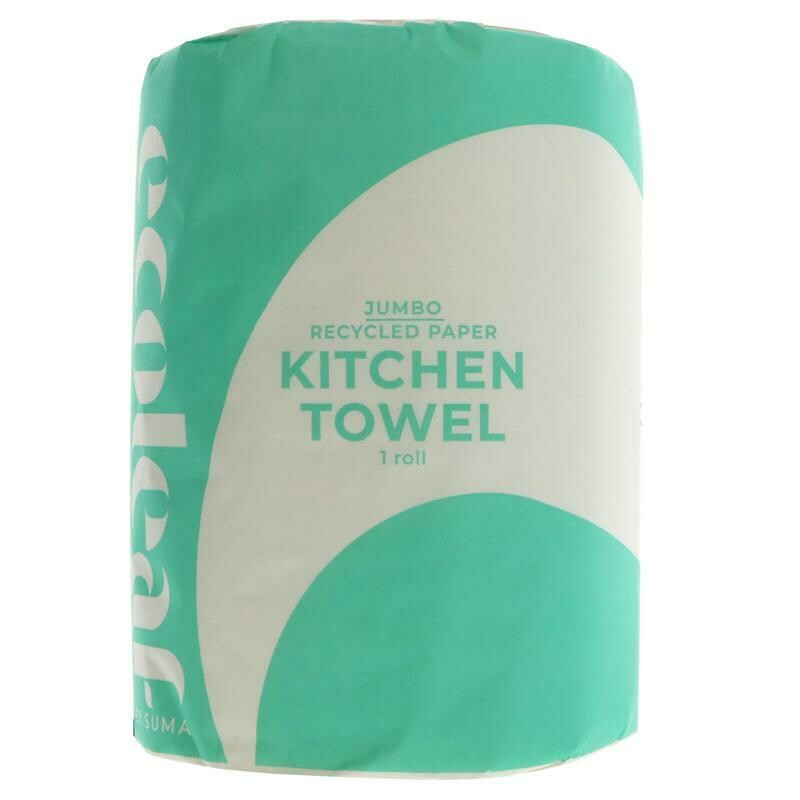 Jumbo Recycled Kitchen Roll