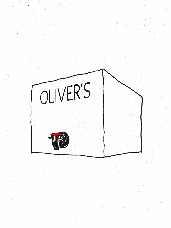 Oliver's - Cider Vinegar