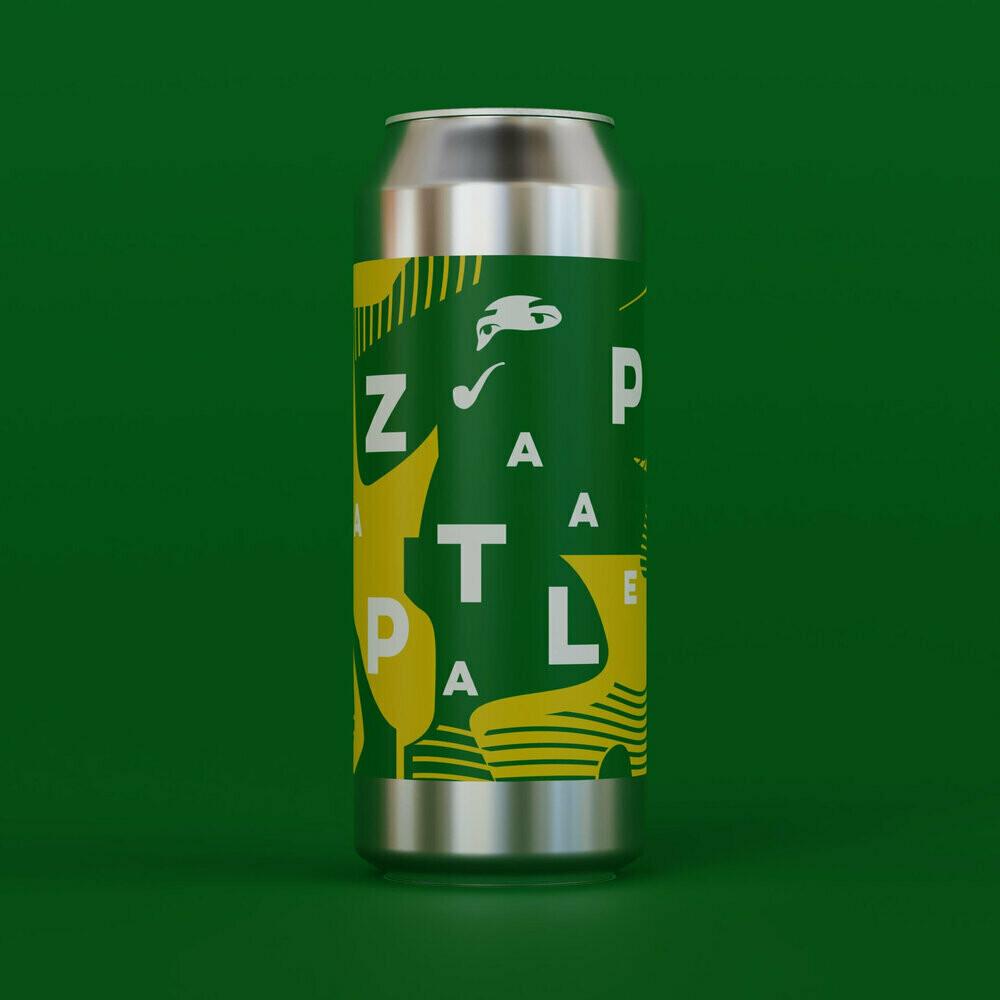 Zapato - Zapatapale - Pale Ale 5.5% (500ml)