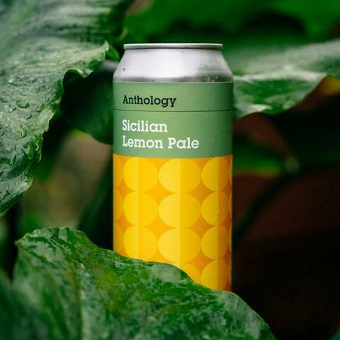 Anthology - Sicilian Lemon Pale 4.2% (440ml)