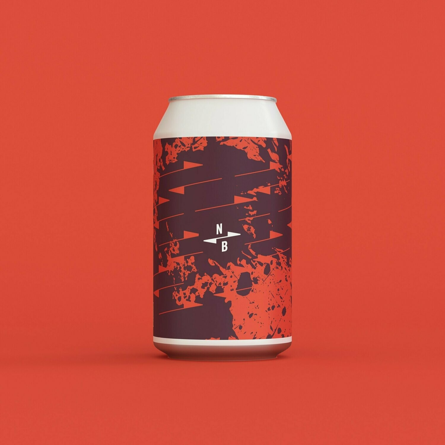 North Brewing - Volta - Blood Orange & Rhubarb Sour 4.1% (330ml)
