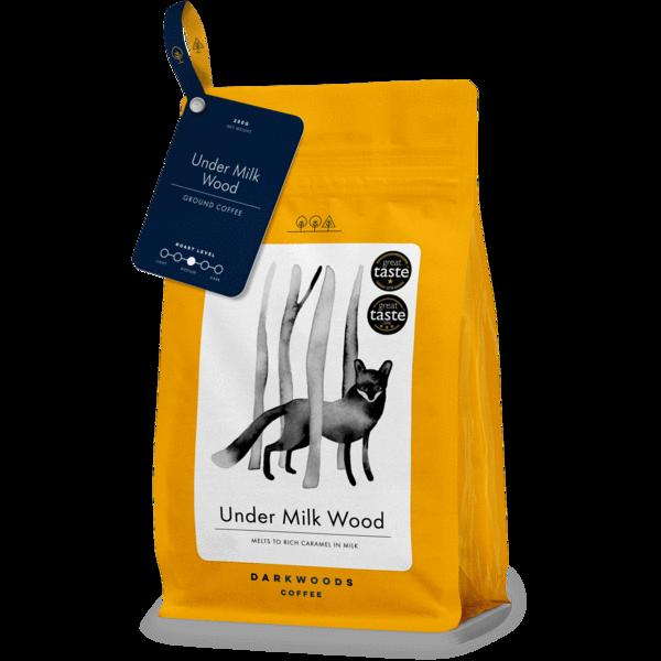 Darkwoods Coffee - Under Milk Wood (Beans) 1kg