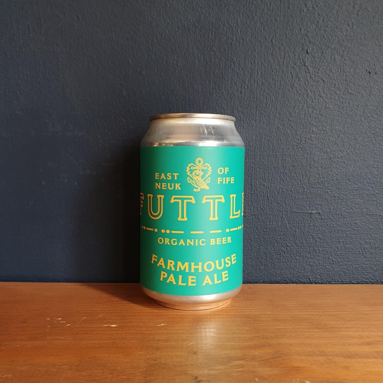 Futtle Organic Beer - Farmhouse Pale Ale 3.8% (330ml)