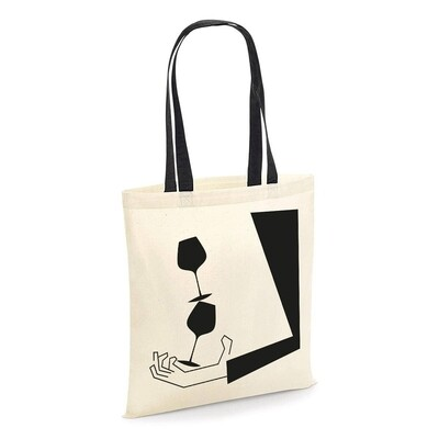 Crowdfunder Tote Bag