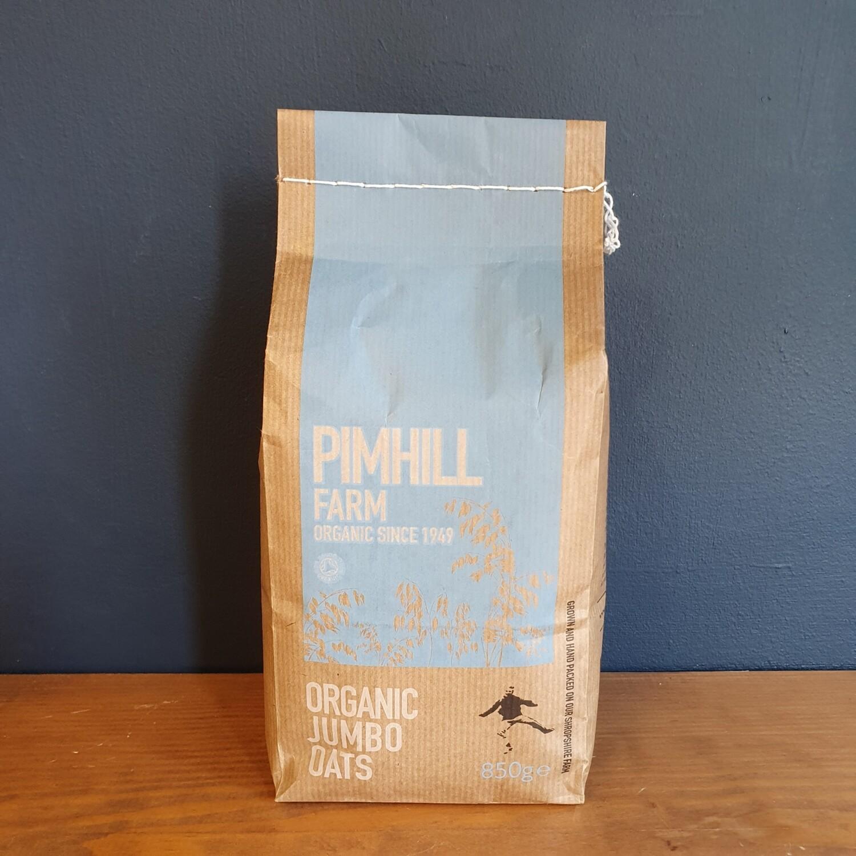 Pimhill Farm - Organic Jumbo Oats 850g