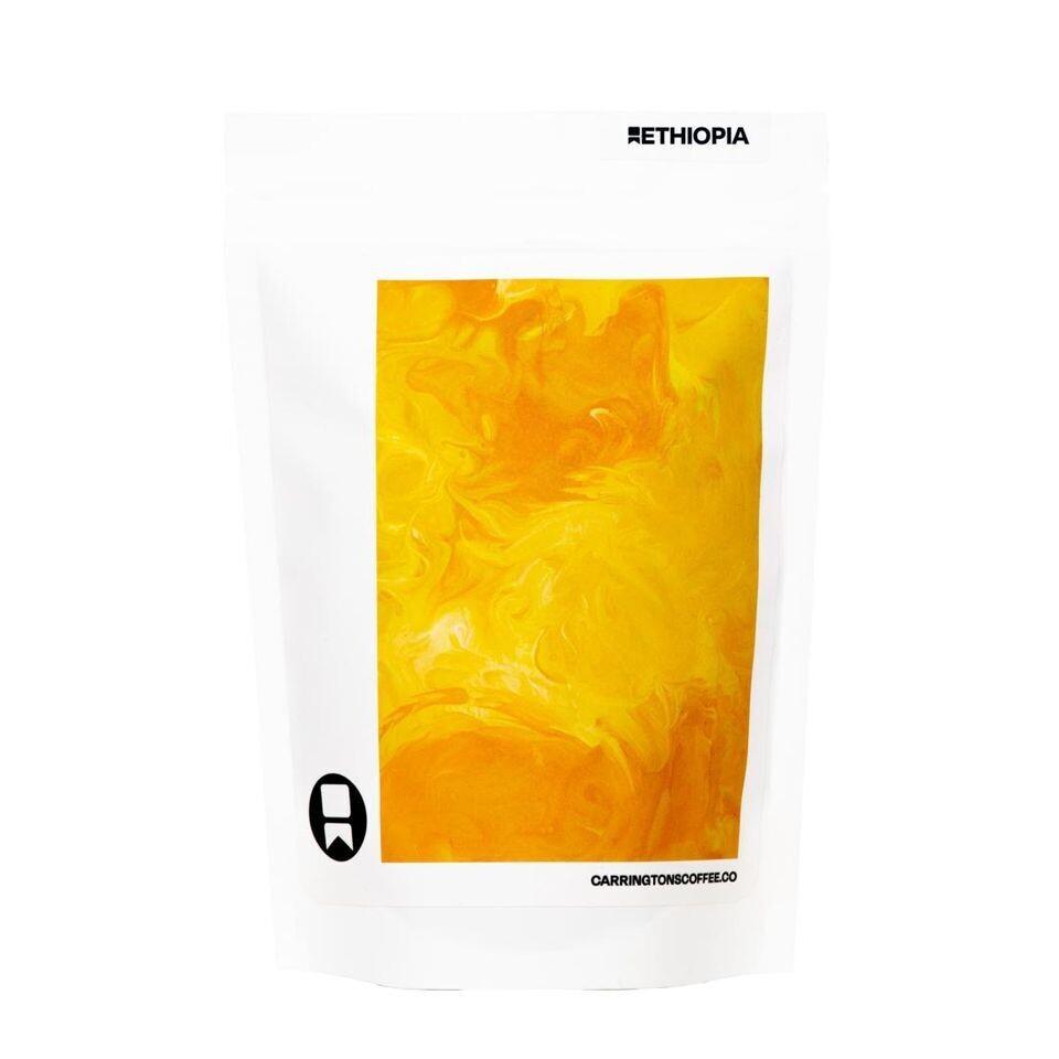 Carringtons Coffee - Ethopia - Women's Washed Sidamo 250g (Beans)