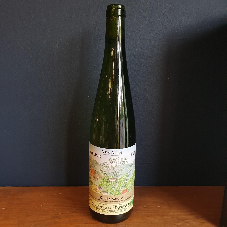 Durrmann - Pinot Blanc Nature 2020