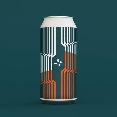 North Brewing - Open Space  - Gluten Free West Coast Pale 4.5% (500ml)