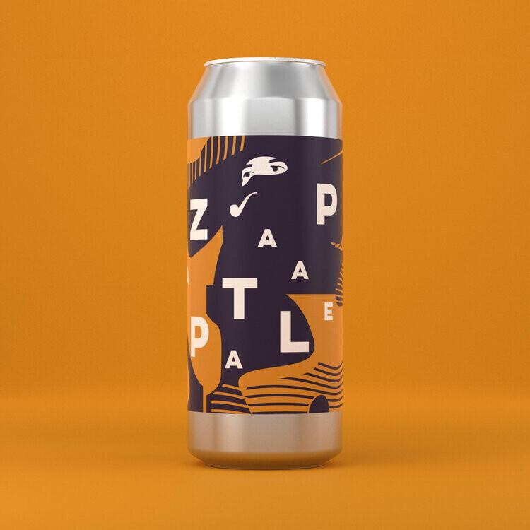 Zapato - Zapatapale / Bramling Cross - Pale Ale 5.5% (500ml)