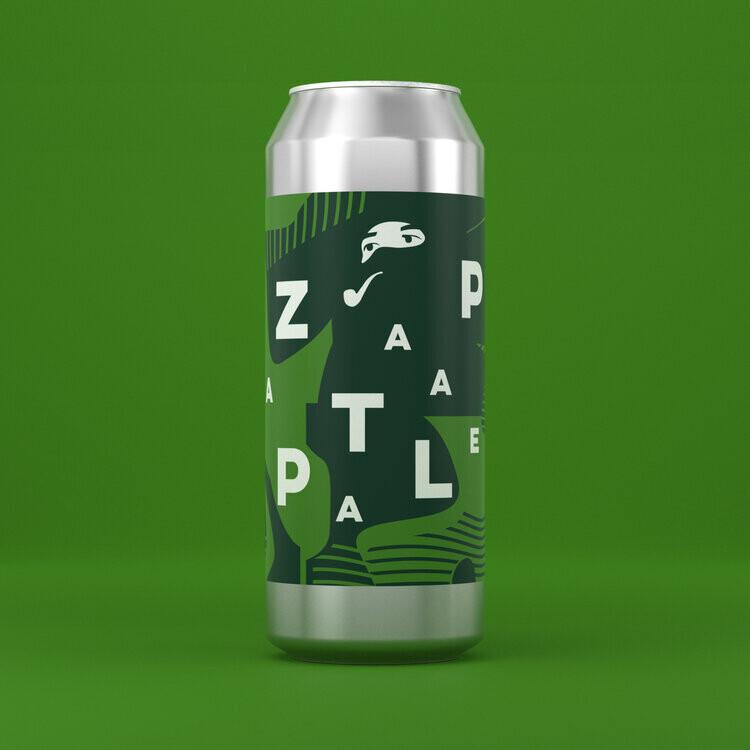 Zapato - Zapatapale / Ekuanot BBC - Pale Ale 5.5% (500ml)