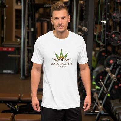 El Sol Wellness Short-Sleeve Unisex T-Shirt