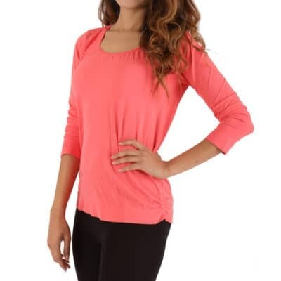 Firmawear Long Sleeve Scoop Neck