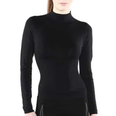 Firmawear Long Sleeve Mock Neck