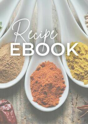 Recipe E-Book