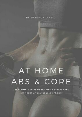 At Home Abs & Core