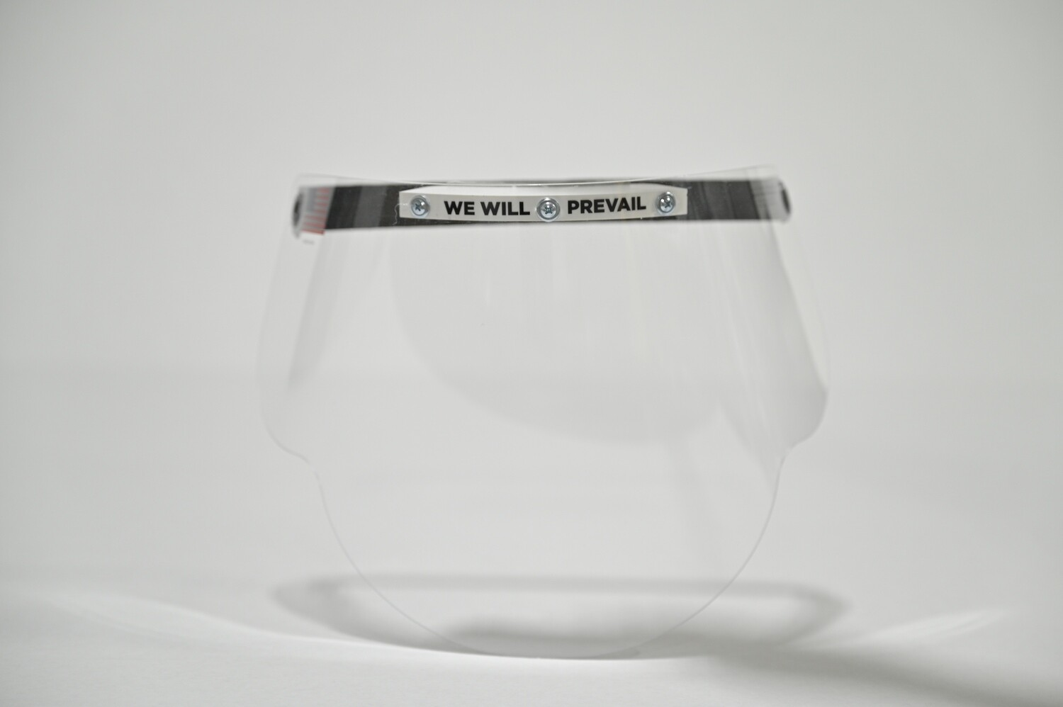 FLEX FACE SHIELD WITH ELASTIC BAND
