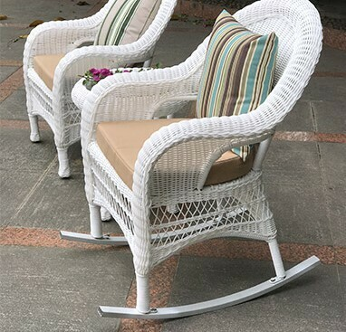 Country Style Rocking Chairs