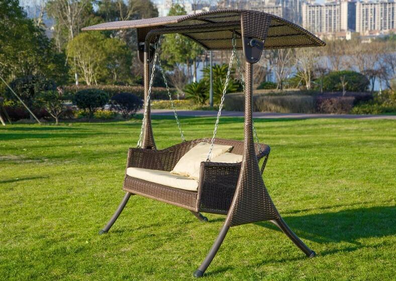 Wick's Double Swing Chair