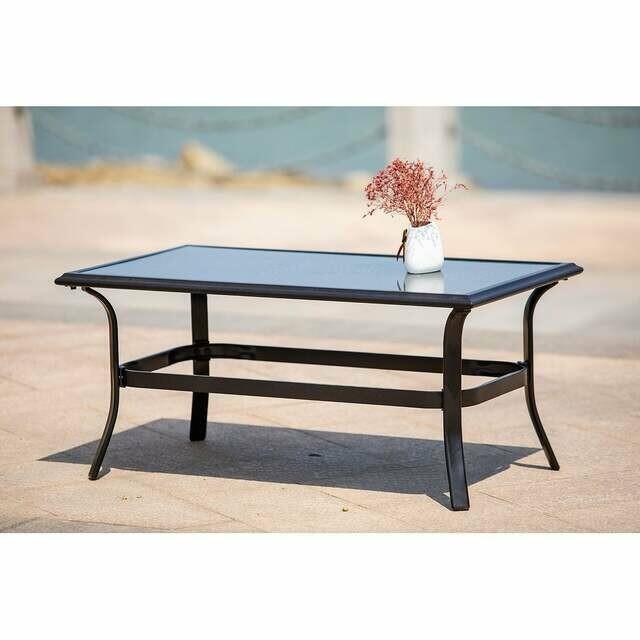 The Elton Collection Garden Furniture Table